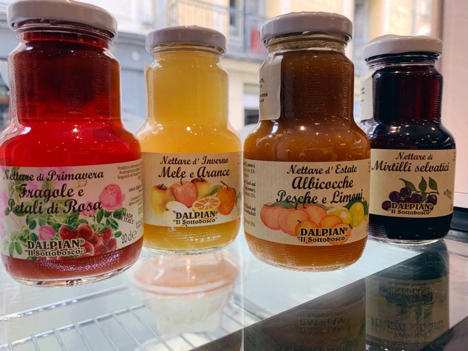 Notre gamme de jus de fruits DALPIAN Il Sottobosco s'agrandit